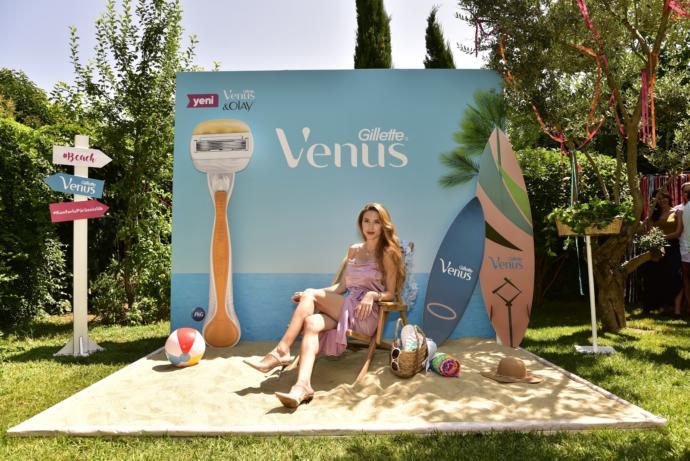Olay Var Dediler Geldik: Gillette Venus'un Yeni Ürünüyle Tanışmak İçin #KonforluPürüzsüzlük Etkinliğindeydik!