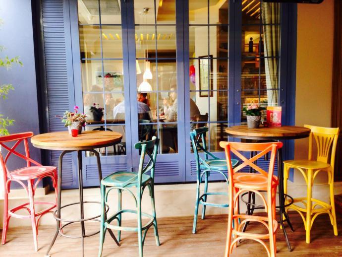 Hoş bir kafe