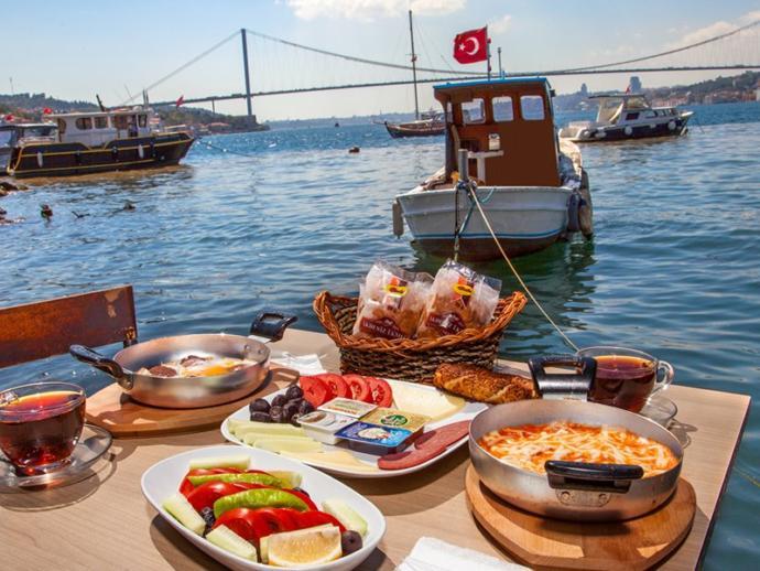 İstanbul'un Ödül Niteliğinde En Yeni Mekanları