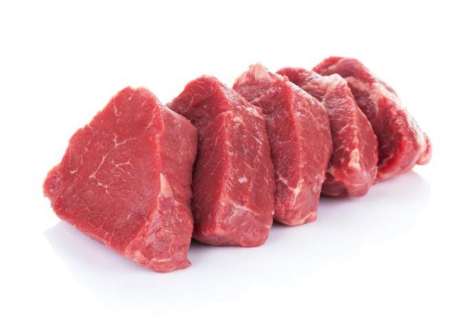Helal kesilmiş et