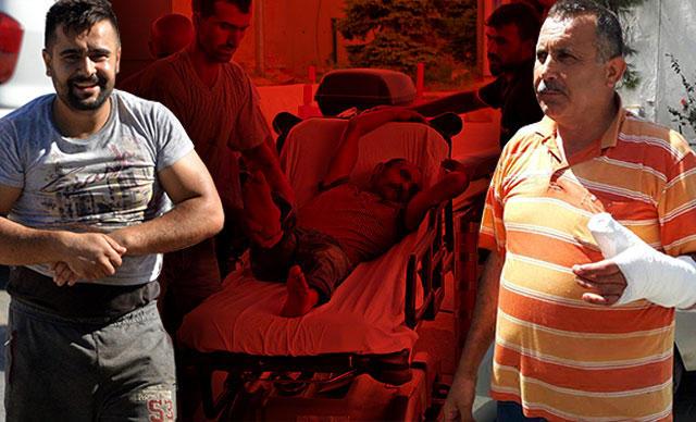 Bu Bayramda da Değişen Bir Şey Yok: Kurban Keserken 7364 Kişi Yaralandı!