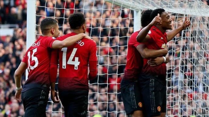 Manchester United Chelsea'yi 4-0 Mağlup Etti (Maçın Özeti)