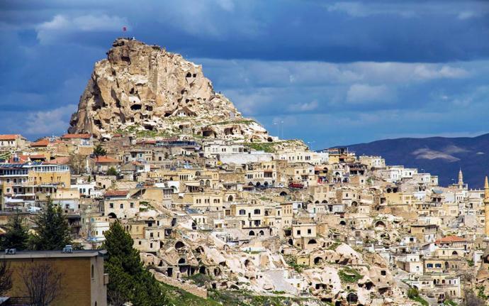 Uçhisar Köyü