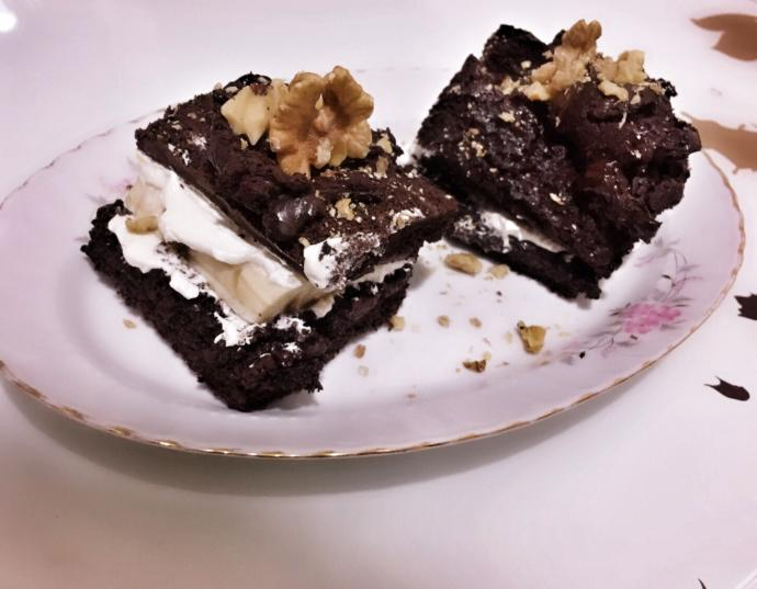 "Nefis Porsiyonluk ""Muzlu Çikolatalı Pasta"" Tarifi!"