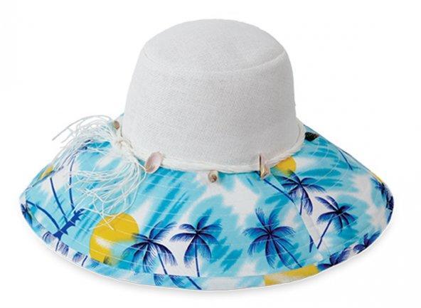 Deniz Kabuklu Şapka