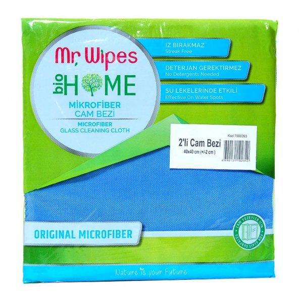 Mr. Wipes Mikrofiber Cam Bezi