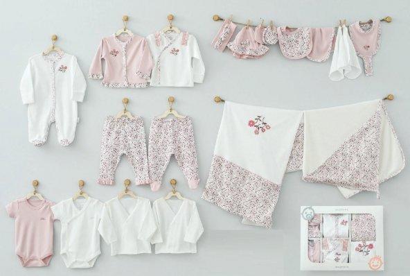 Andy Wawa 9512 Kız Bebek 20 Li Hastane Çıkışı