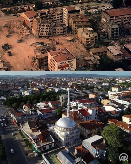 17 Ağustos 1999 Marmara Depremi'nin 20. Yılı