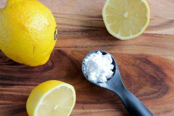 Karbonat ve limon ikilisi!