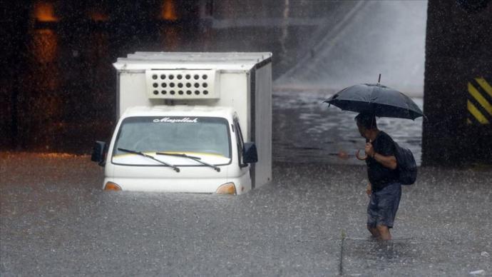 İstanbul Yağmura Teslim!