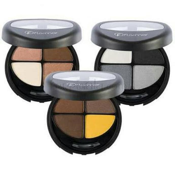 Flormar Quarted Eyeshadow Palette.