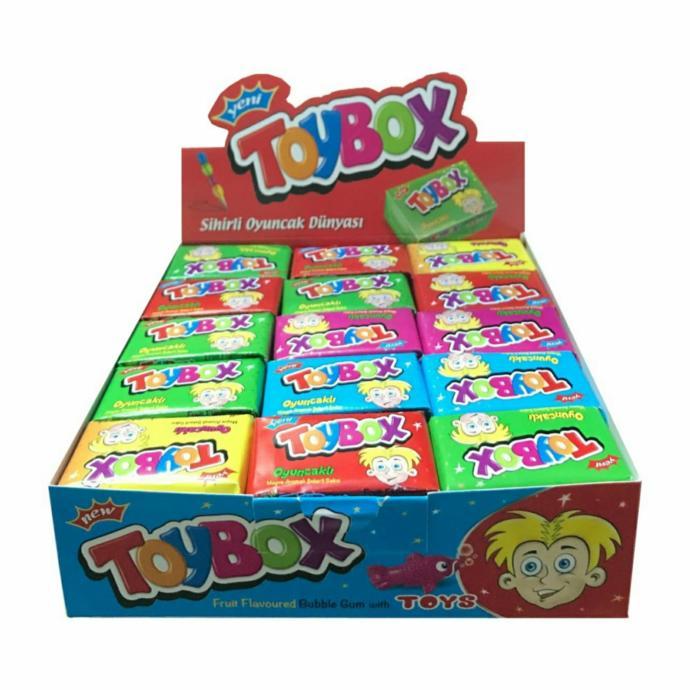 Çocukluğumuzun Lüks Ürünü: Toybox