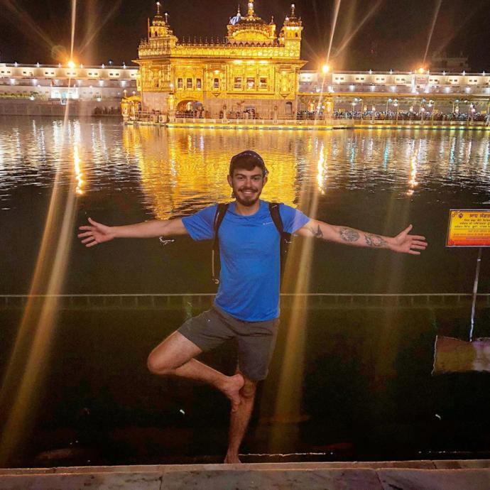 Altın Tapınak / Hindistan
