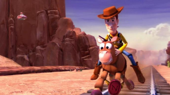 Woody ve Bullseye