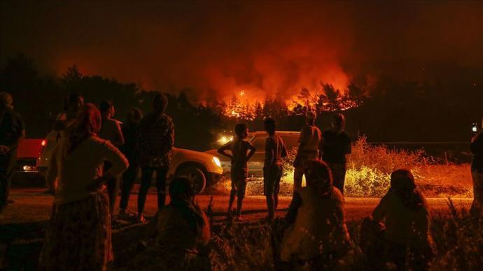 İzmir Büyükşehir Belediye Başkanı Tunç Soyer: 3 Gündür Devam Eden Yangınlar Kontrol Altına Alındı