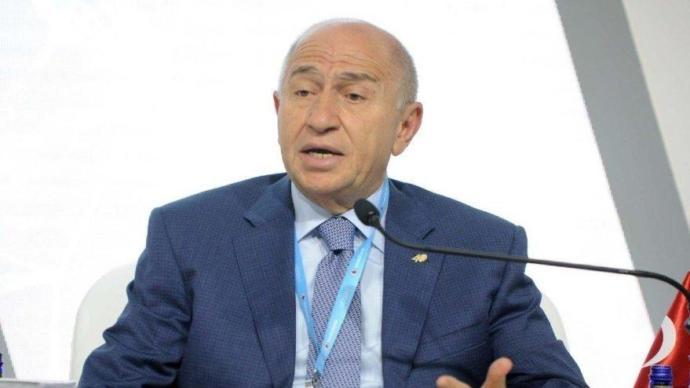 Nihat Özdemir - TFF Başkanı