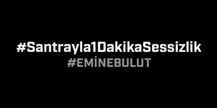 Beşiktaş Bu Akşam Oynanacak Göztepe Maçında Katledilen Emine Bulut İçin Çağrıda Bulundu