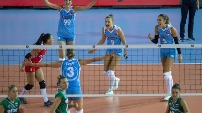Filenin Sultanları Bulgaristan'ı da Yenerek Son 16'yı Garantiledi (Avrupa Şampiyonası)
