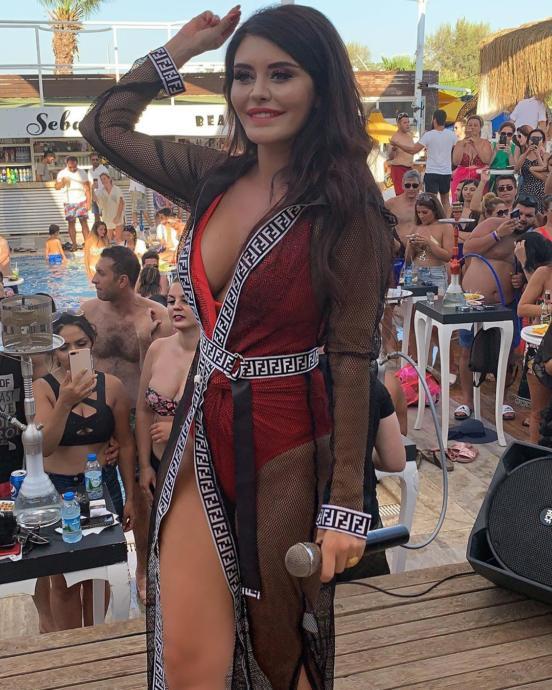 Ebru Polat: Güzelliğim Genetik