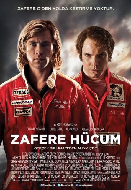 James Hunt ve Nikki Lauda