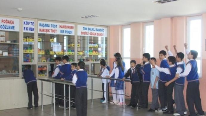 Bakanlık, Okul Kantinlerini Sıkı Takibe Aldı