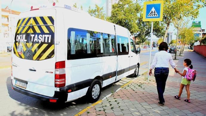Okul Servis Ücretlerine İstanbul'da Yüzde 13 Zam Yapıldı