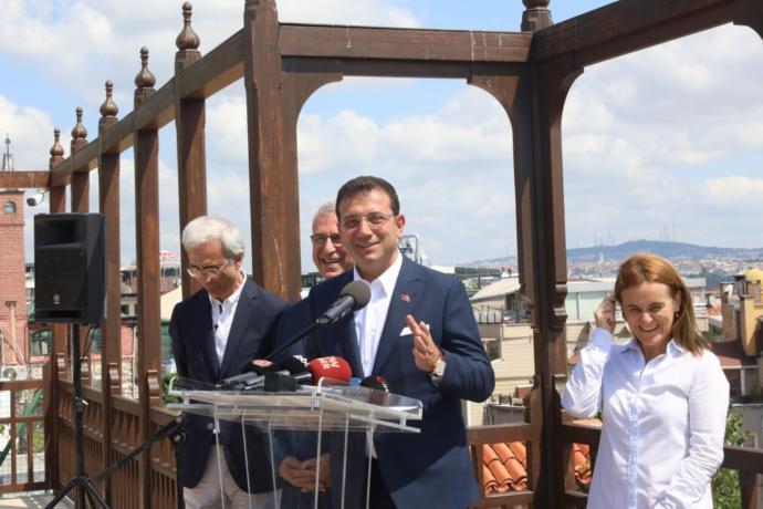 Ekrem İmamoğlu İstanbul'da 24 Saat Hizmet Verecek Metro Hatlarını Açıkladı