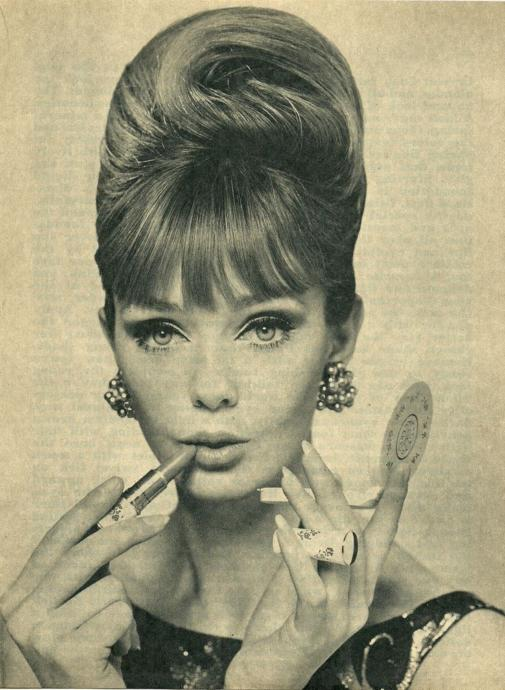 Maskülenlik Yerini Eğlenceye Bırakıyor: 1960'lar Ve Makyaj