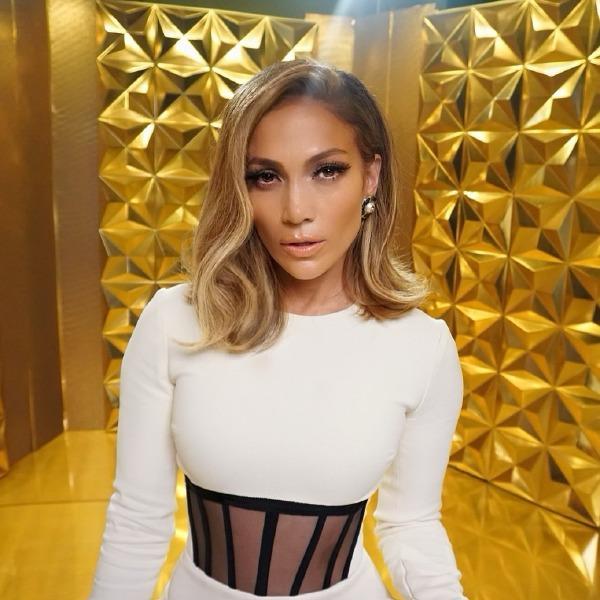 Jennifer Lopez saçları