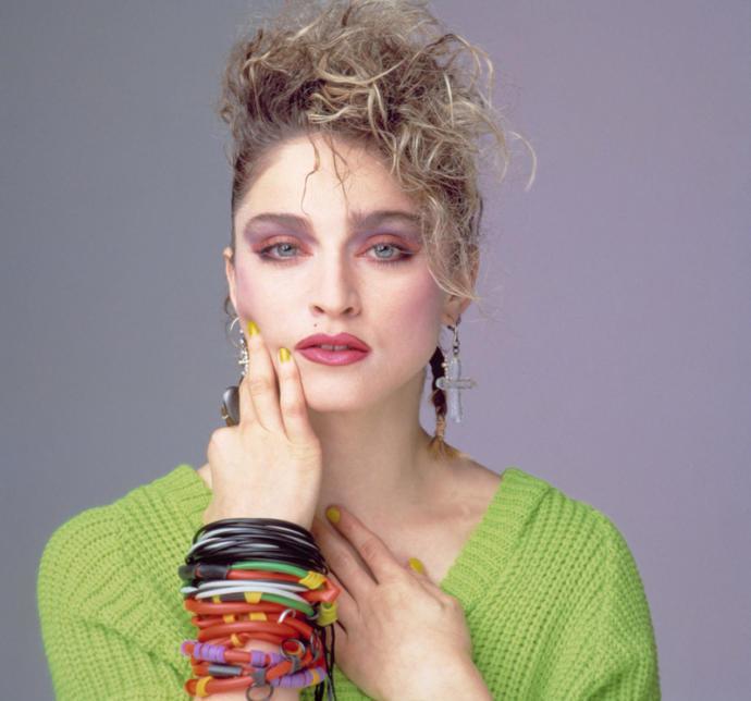 Rüküşlüğün Moda Olduğu Yıllar: 1980'ler ve Makyaj