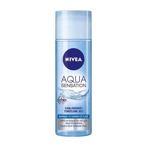 Nivea Aqua Sensation Canlandırıcı Temizleme Jeli