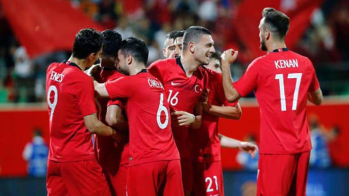 Türkiye Son Dakikada Attığı Golle Andorra'yı 1-0 Yendi!