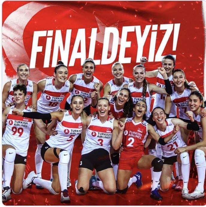 Filenin Sultanları Avrupa Şampiyonası Final Maçında Bugün Sırbistan İle Karşılaşıyor!