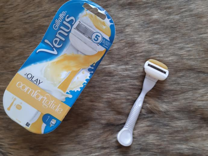 Tıraş Sonrası Olay Etkisi Yaratacak Bir Ürün ile Tanıştım: Gillette Venüs Comfortglide Olay!