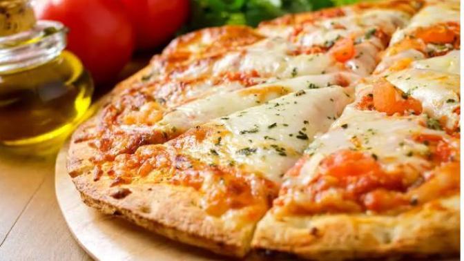 Margarita Pizza 🍕