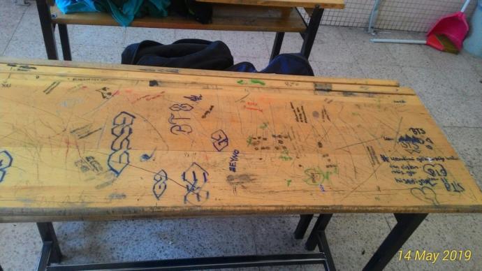 Milli Eğitim Bakanı Ziya Selçuk: Lütfen Okul Sıralarına Çizim Yapmayın, Defterinize Yapın