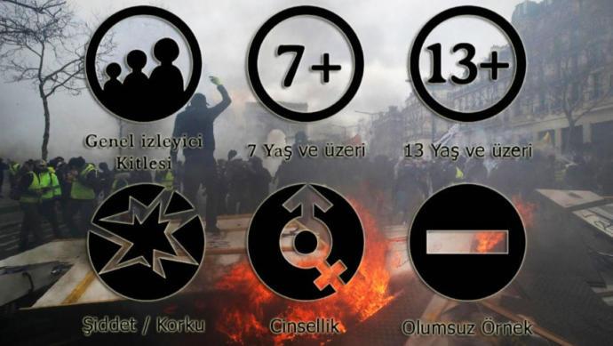 RTÜK, TV'de Yayınlanan Şiddet İçerikli Haberlere de 'Akıllı İşaret' Kullanılmasını Hayata Geçiriyor