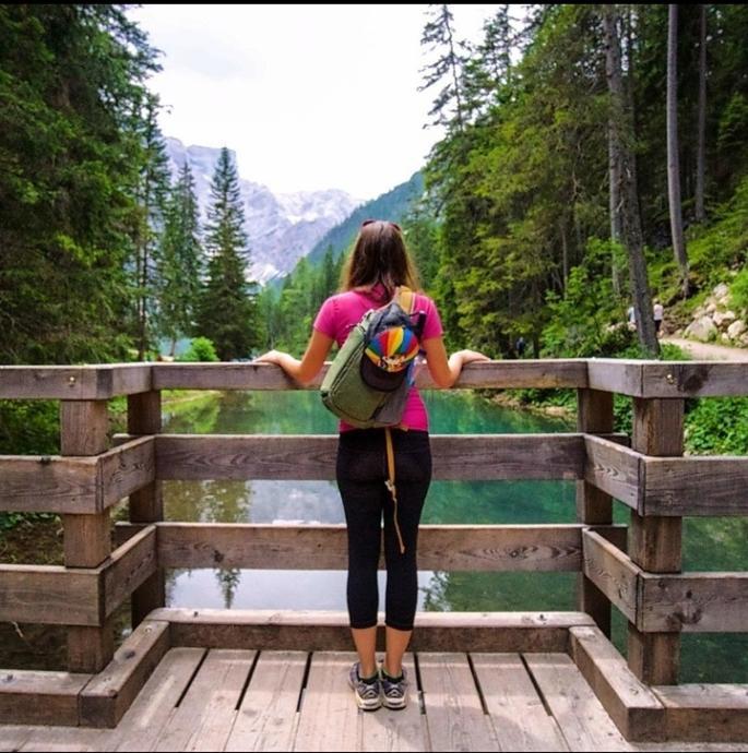 Bir doğa yürüyüşü, bir ülke keşfetmek gibi