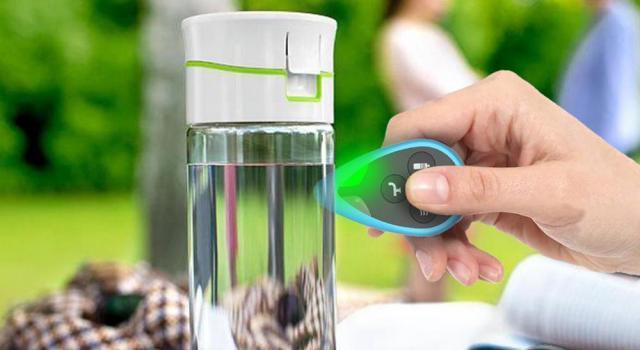 Suyunuzun İçilebilirliğinden Emin Değil misiniz? O zaman Lishtot TestDrop Pro!