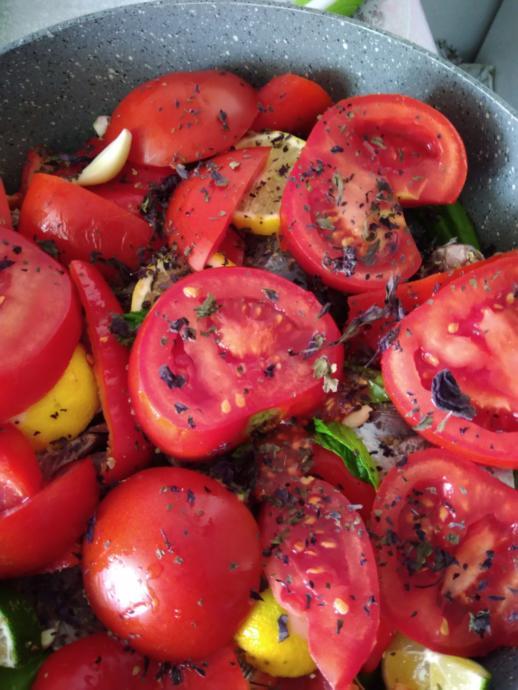 Tadı Damaklarda Kalan Sebzeli Torik Nasıl Yapılır?