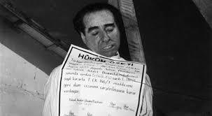 Adnan Menderes'in İdam Yıl Dönümüne Özel Bu Konudaki Bilgilerimi Paylaşıyorum!