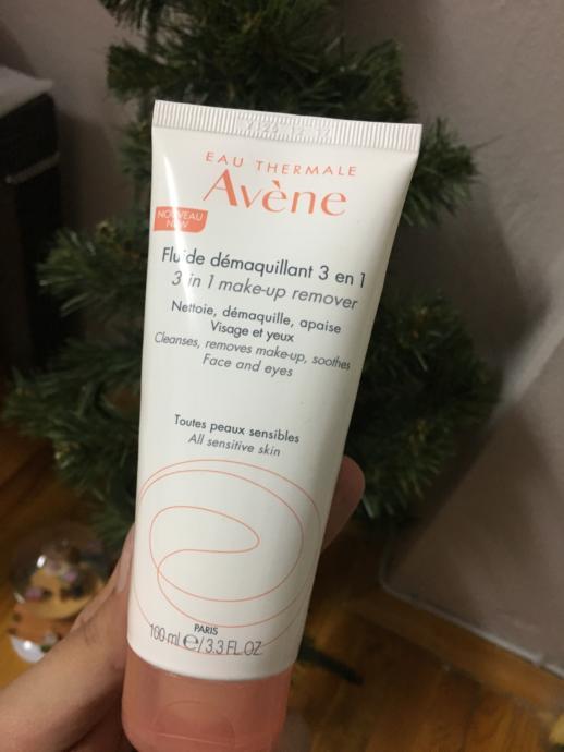 Siz Hala Avene Make-up Remover'ı Denemediniz mi?