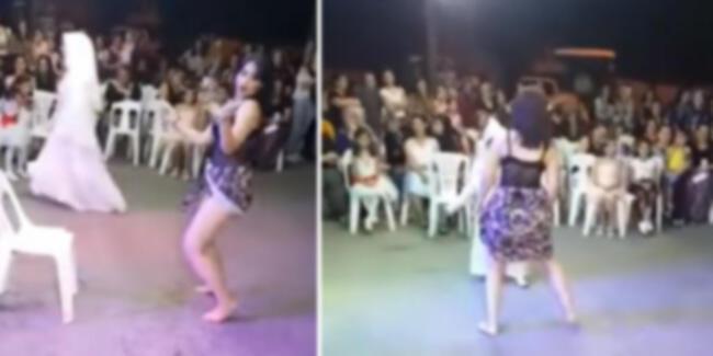 Sünnet Düğünündeki Twerk Dansı Hakkında Suç Duyurusu!