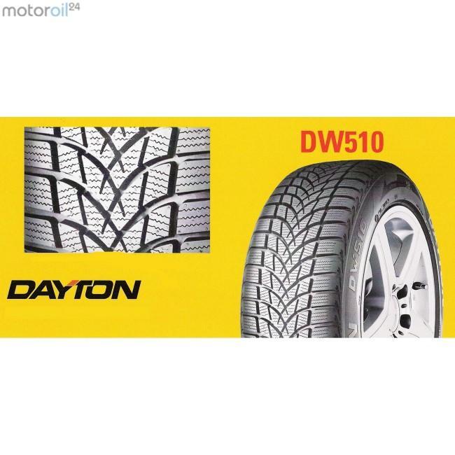 Dayton  DW510E  Kış Lastiği