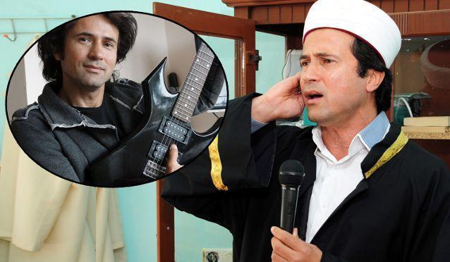 Rockçı İmam Ahmet Muhsin Tüzer