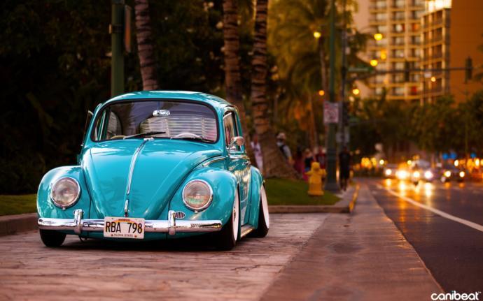 Nostaljik arabaların şahı Vosvos