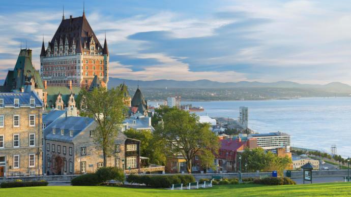 Quebec şehri