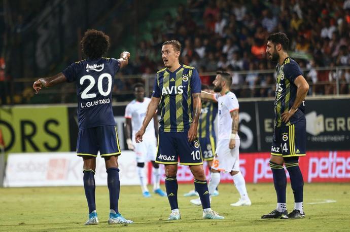 TFF: Alanyaspor-Fenerbahçe Maçında Kural Hatası Yok!