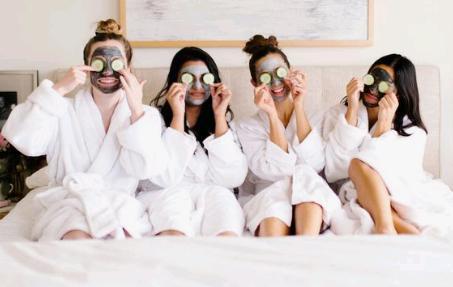 KS'ye güzellik maskeleri :P