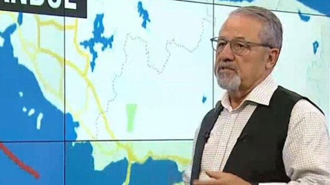 Prof. Dr. Naci Görür: 26 Eylül'de İstanbul'da Meydana Gelen Deprem Büyük Depremi Öne Çekti